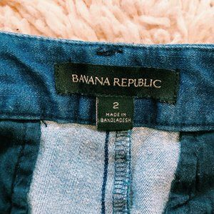 Banana Republic Jeans - Banana Republic Avery Style Straight-Fit Dark Jean